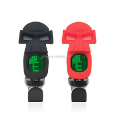 Shenzhen cheap clip on guitar tuner wholesale