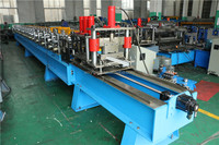 Hot Sale Roll Forming Machine For Making Metal Galvanized Steel Cable Suspension Bridge