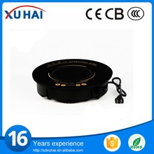 High quality mini size 12v battery powered induction cooker