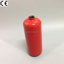 1Kg CE empty fire extinguisher cylinder/shell for dry powder fire extinguisher thread M24*1.5