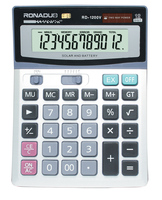 promotion gift 12 digits desktop calculator/big calculator/solar calculator