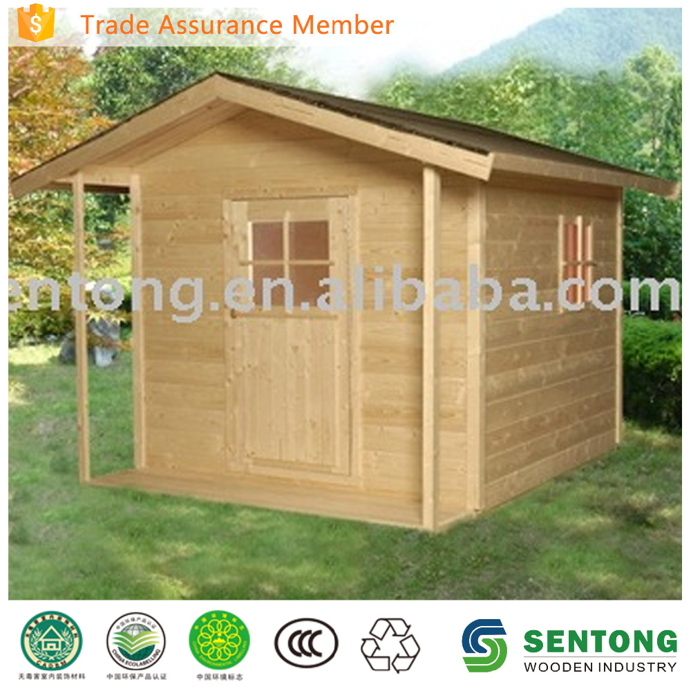 Outdoor Kids Wooden Playhouse