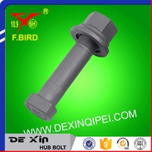 Rear Automobile Wheel Hub Bolt used for BENZ 1621