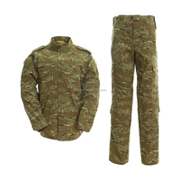 Factory direct sale tiger stripe military camouflage Uniform