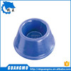 dog feeding plastic pet bowl