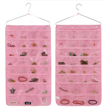 Hot Selling Large Jewelry Hanging Non-woven Organizer