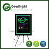 dry erase led writing boards 40*60cm