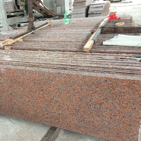 hot sale maple brown granite