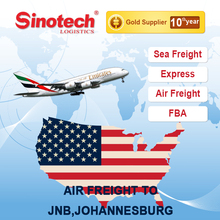 International Shipping rates from China to USA air freight