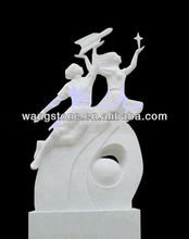 Handmade carved stone imagination soap figure