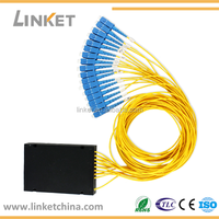 Fiber Optic PLC Splitter for Passive Network