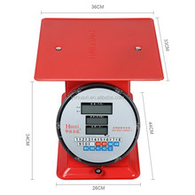 25kg digital weighing scale weight scale digital medium scale industries