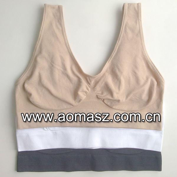 Fashion air bra 3pcs opp bag packing