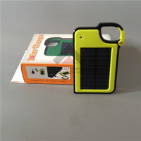 5.5V 1450mAh Solar Power Bank