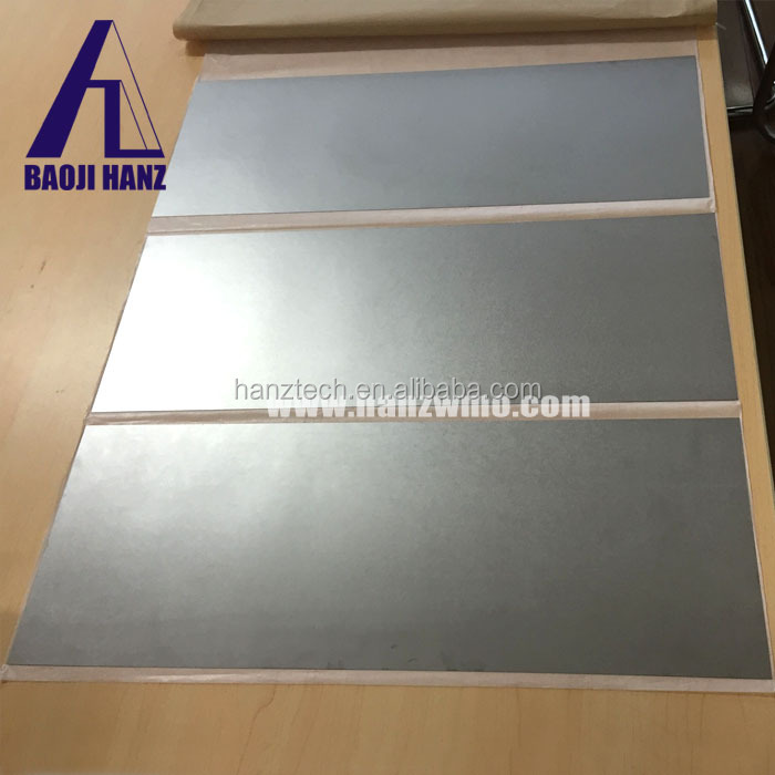 Titanium plate titanium <strong>alloy</strong> sheet used for chemical industry