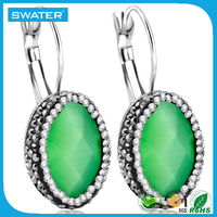 Top Design Fashion Natural Stone Custom Earring