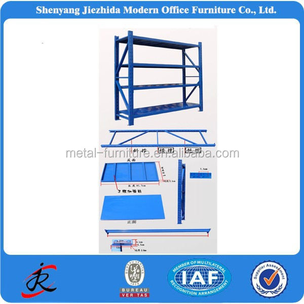 2014 OEM Heavy duty durable iron metal rack/pallet for Tire Storage