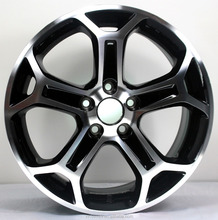 "17"" aluminum alloy rim /sport car wheels 5x108"