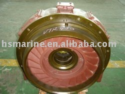 ABB VTR 400 Turbocharger parts for marine engine