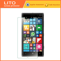 Hot! 0.33mm 9h hardness smart phone tempered glass screen protector for nokia lumia925