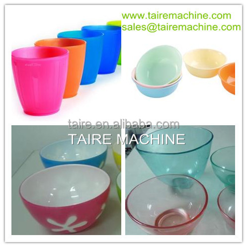 plastic bowl Injection molding machine/making machine