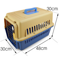 Various Uses Folding Metal Material Dog Cages Pet Crate Dog Kennels For Large Dogs