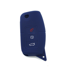 soft silicone custom honda remote key cover car key covers with high quality