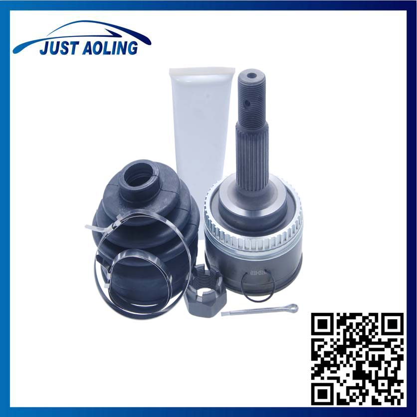 0110-051A48 Hot sale CV joint custom rubber parts of CV joint