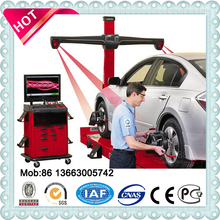 2017 new technology automotive equipment, garage equipment wheel alignment machine price