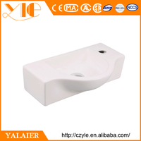 Ceramic Hand Wash Basin with Pedestal