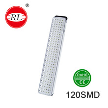 LR-3321 CE & ROHS 120 LEDs emergency light, rechargeable emergency lamp