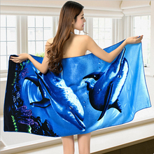 2016 Popular Promotional Cheap Microfiber Towel Beach