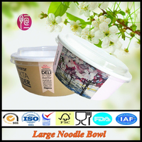 44oz Paper Disposable Container For Salad