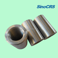Rebar Mechanical Splicing Coupler, Steel Bar Connecting Sleeve