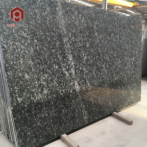TOP Quality Polished Slab Granite Stone Atlantic Green for Tiles