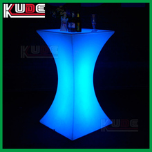 Hot sale stylish modern design furniture for bar nightclub party wedding LED bar counter with lights LED bar table