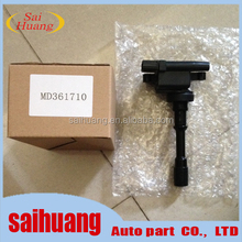 Well performent auto engine ignition coil for Mitsubishi module 4G18 MD361710