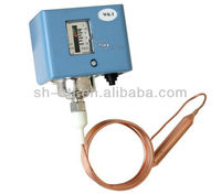 temperature controller a perssure responsed device