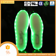 Good quality comfortable USA popular glow led shoes sneakers
