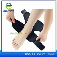 Adjustable Ankle Stabilizer/Elastic Ankle Brace/Ankle Support