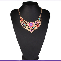 Cheap Wholesale Beautiful New Look Fashion Zinc Alloy Necklace