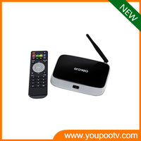Hong Kong Post Air Mail Free Shipping, 2013 Newest Arrival Mini pc set top box Quad core RK3188 Android TV BOX MK918
