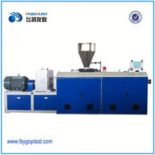pp pe rope monofilament extruder machine