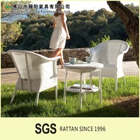 2016 High quality and best price for aluminum stand furniture dining table and chair LG-S-518