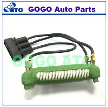 Engine Cooling Fan Resistor For VW EuroVan Transporter OEM 701959263B 701 959 263 B 701959263D 701 959 263 D