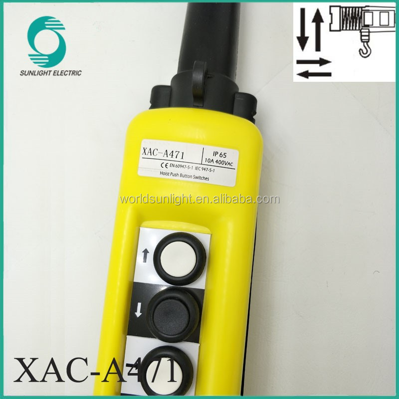 Xlb1 a471 xac a471 4 buttons waterproof pendant control station push xlb1 a471 xac a471 4 buttons waterproof pendant control station push button switch aloadofball Choice Image