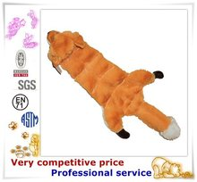 Factory Promotion Custom Made Plush Pet Products dog toys plush chicken