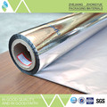 Metallized PET film coated with PE for foam insulation