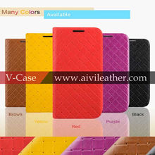 No1 Sales Leather Phone Case Phone Accessories Case Book Style with Card Slot Case for iphone5s