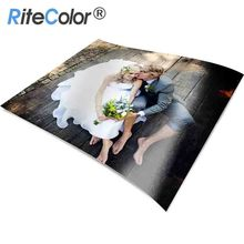 Waterproof 240gsm RC Coated Inkjet Matte Photo Paper Roll for Pigment Dye Ink
